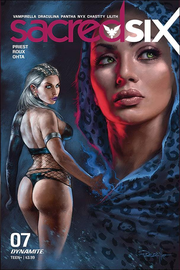 Sacred Six 7-A by Dynamite Entertainment