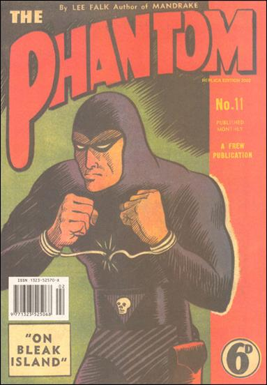 Phantom (1948) 11-B by Frew