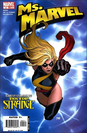 Ms. Marvel (2006) 4-A by Marvel