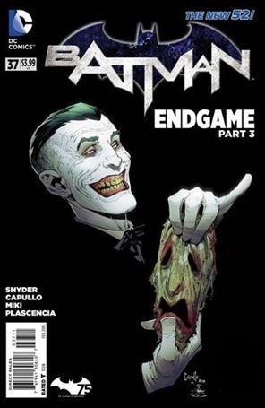 Batman (2011) 37-A
