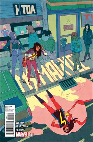 Ms. Marvel (2014)  14-A