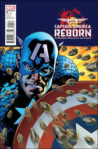 Captain America: Reborn 4-A by Marvel
