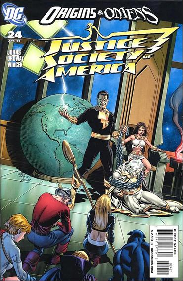 Justice Society of America (2007) 24-B by DC