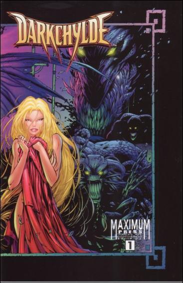 Darkchylde 1-E by Maximum Press