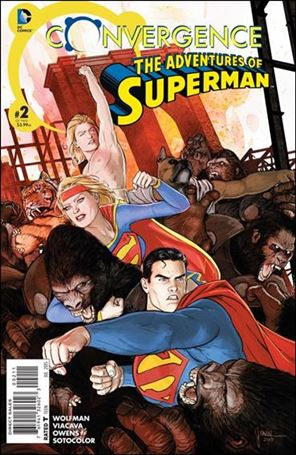 Convergence Adventures of Superman 2-A