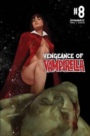 Vengeance of Vampirella (2019) 8-B