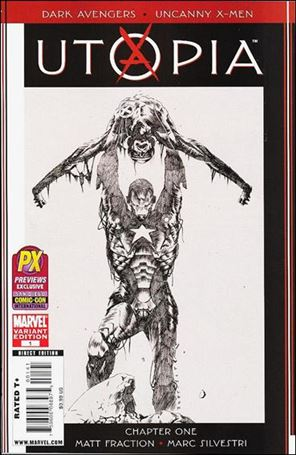 Dark Avengers/Uncanny X-Men: Utopia 1-D