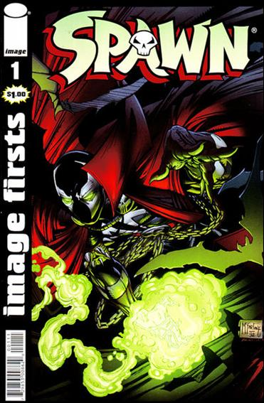 Spawn 1-E by Image