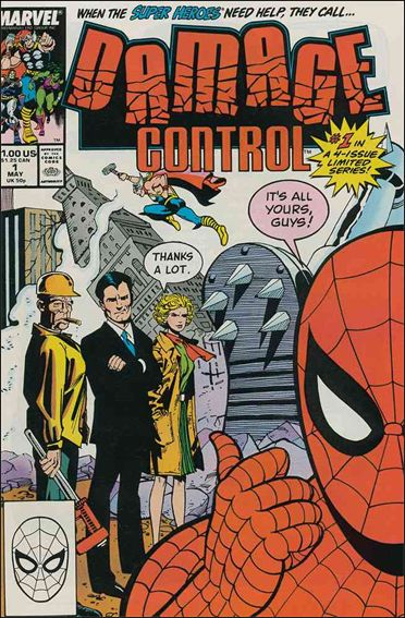 Damage Control (1989/05) 1-A by Marvel