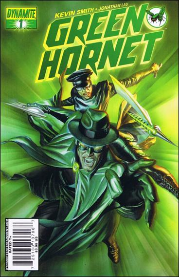 Green Hornet (2010) 1-A by Dynamite Entertainment