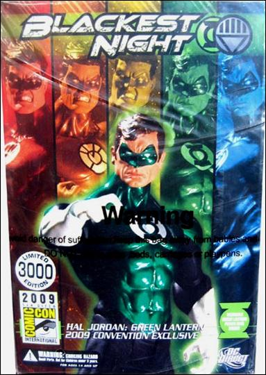 Blackest Night (Exclusives) Hal Jordan: Green Lantern 1/3000 by DC Direct