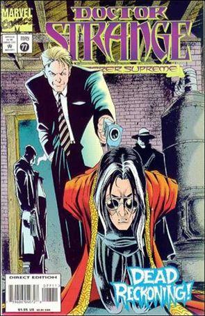 Doctor Strange, Sorcerer Supreme 77-A