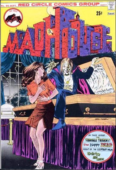 Madhouse (1974) 95-A by Archie