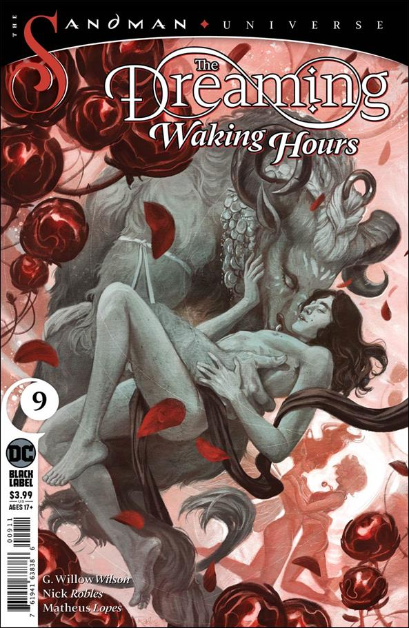 Dreaming: Waking Hours 9-A by DC Black Label