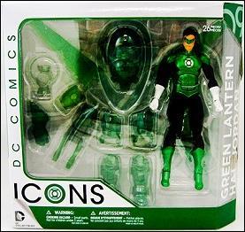 DC Icons Green Lantern (Hal Jordan) by DC Collectibles