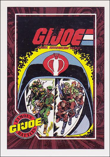 G.I. Joe (Base Set) 155-A by Impel