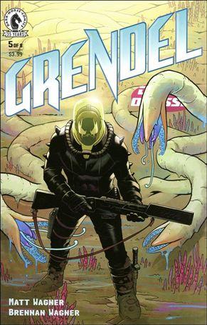 Grendel: Devil's Odyssey 5-B