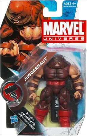 Marvel Universe (Series 2) Juggernaut