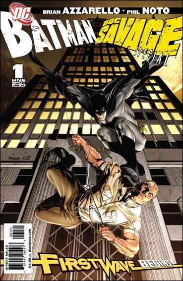 Batman/Doc Savage Special 1-B by DC