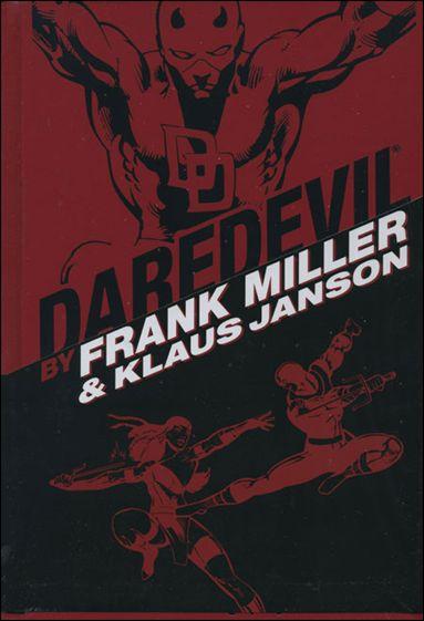 Daredevil by Frank Miller & Klaus Janson Omnibus 1-A by Marvel
