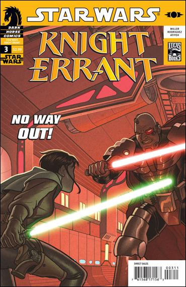 Star Wars: Knight Errant 3-A by Dark Horse