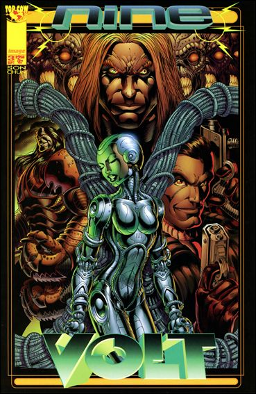 Nine Volt 3-A by Top Cow