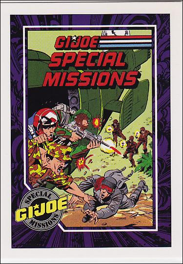 G.I. Joe (Base Set) 90-A by Impel
