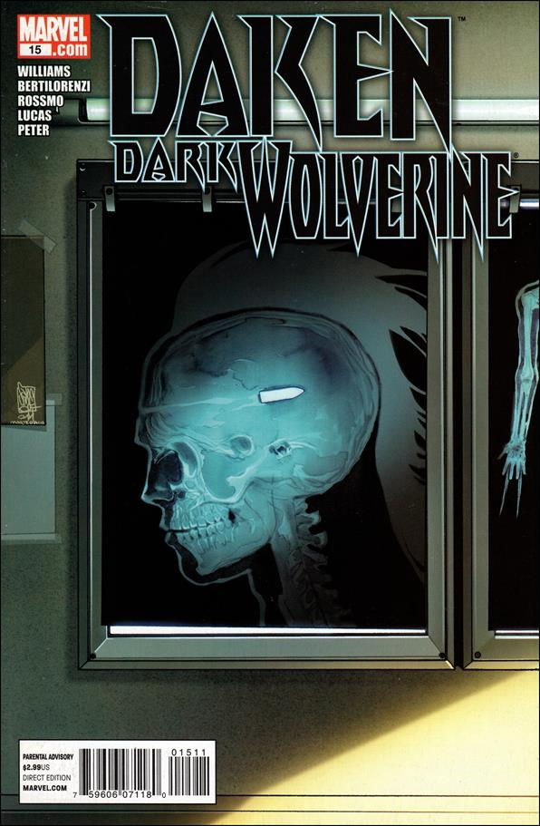 Daken: Dark Wolverine 15-A by Marvel