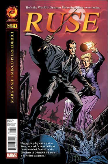 Ruse (2011) 1-A by CrossGen