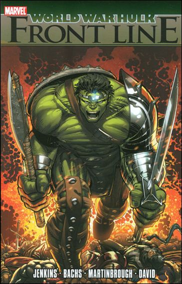 Hulk: WWH - Front Line nn-A by Marvel