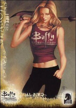 Buffy The Vampire Slayer: Dark Horse Season 8 (Promo) DH1-A
