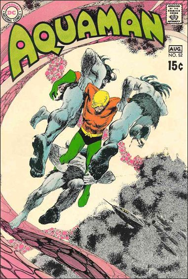 Aquaman (1962) 52-A by DC