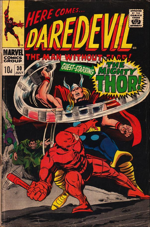Daredevil (1964) 30-B by Marvel