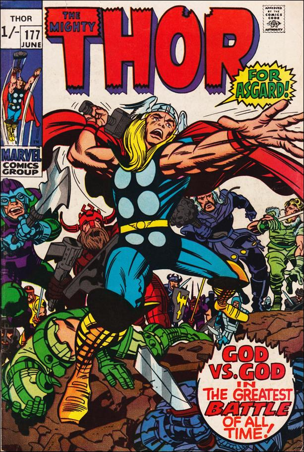 Thor (1966) 177-B by Marvel