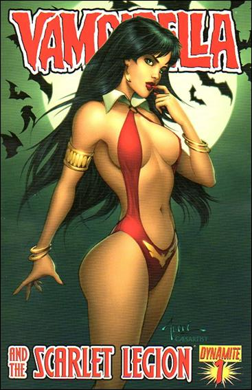 Vampirella and the Scarlet Legion 1-C by Dynamite Entertainment