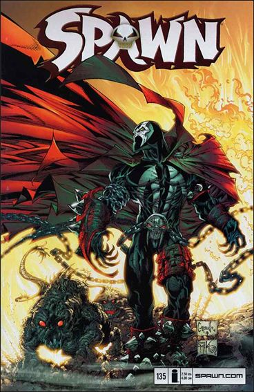 Spawn 135-A by Image
