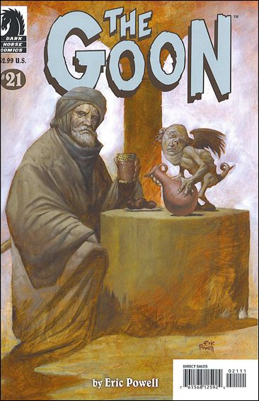 Goon (2003) 21-A by Dark Horse