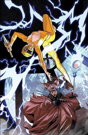 Mighty Morphin Power Rangers 19-D