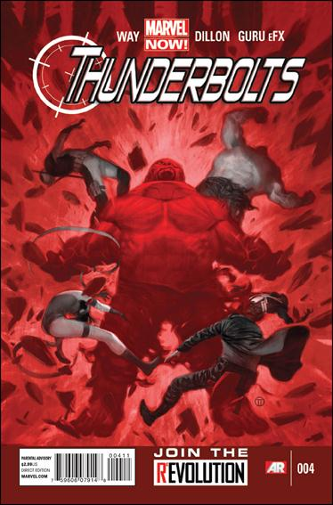 Thunderbolts (2013) 4-A by Marvel