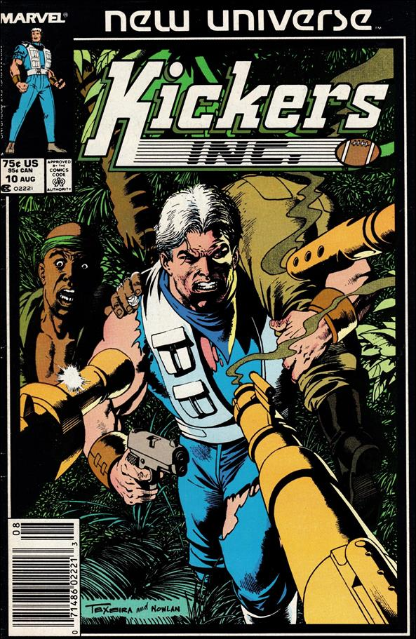 Kickers, Inc. 10-A by Marvel