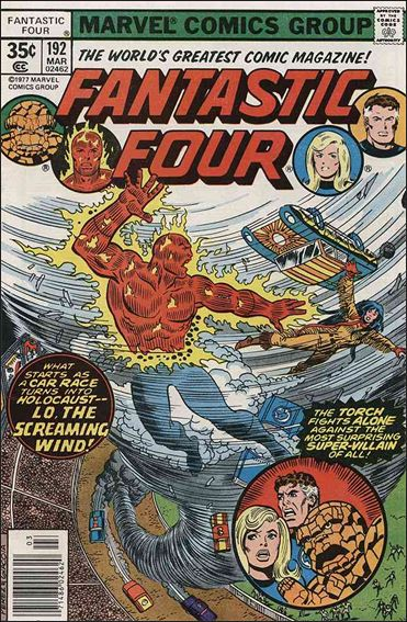 Fantastic Four (1961) 192-A by Marvel