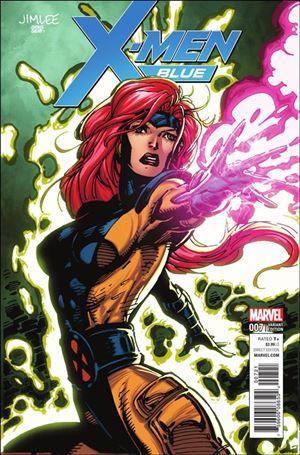 X-Men: Blue 7-B