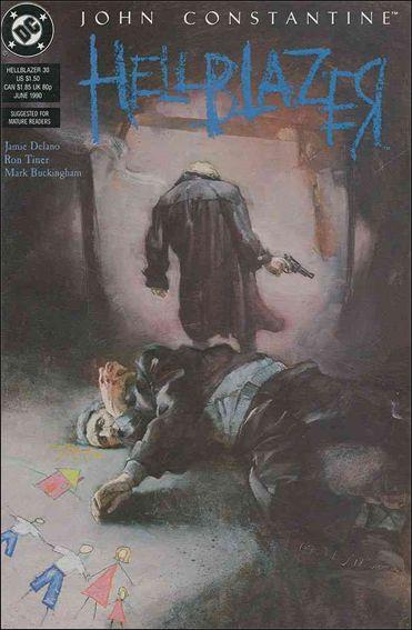 Hellblazer (1988) 30-A by Vertigo