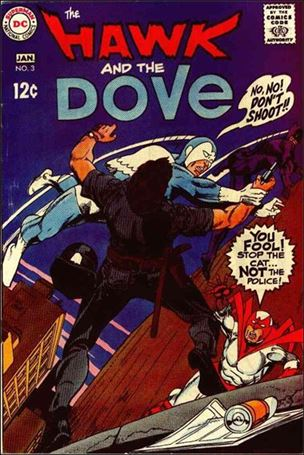 Hawk and the Dove 3-A