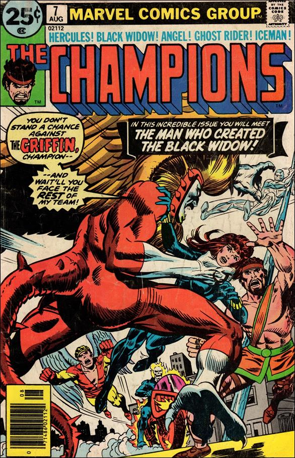 Champions (1975) 7-A by Marvel
