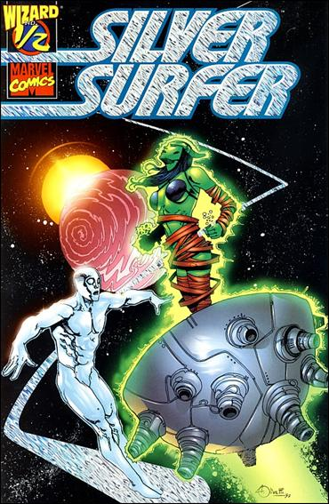 Silver Surfer (1987) 1/2-B by Marvel