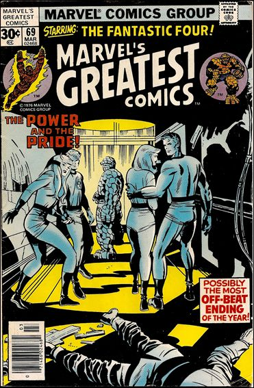 Marvel's Greatest Comics 69-A by Marvel