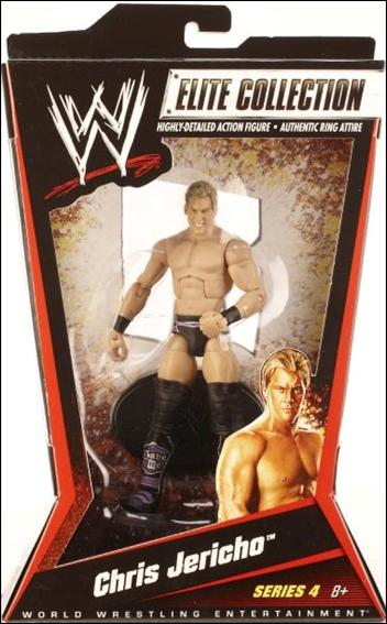 WWE: Elite Collection (Series 04) Chris Jericho (Purple Tights) by Mattel