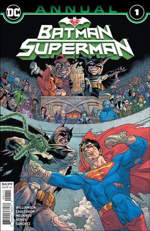 Batman/Superman Annual (2020) 1-A