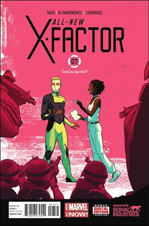 All-New X-Factor 7-A